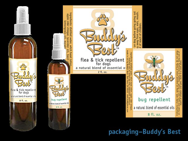 fagan graphics packaging-Buddy's Best