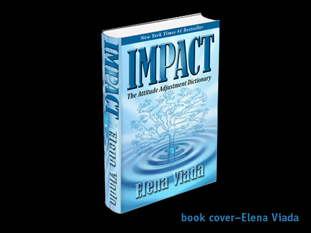 fagan graphics packaging-Impact Book cover by /elena Viada